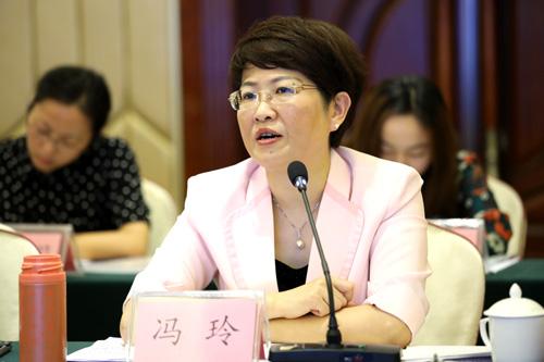 1.省妇联主席、党组书记冯玲同志出席会议并讲话.jpg